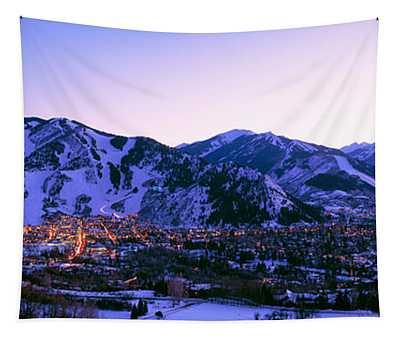 Aspen, Colorado, Usa Tapestry