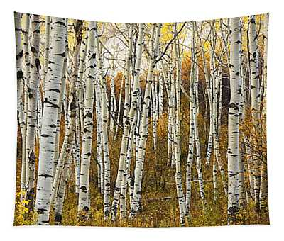 Aspen Tree Grove Tapestry