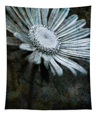 Aster On Rock Tapestry
