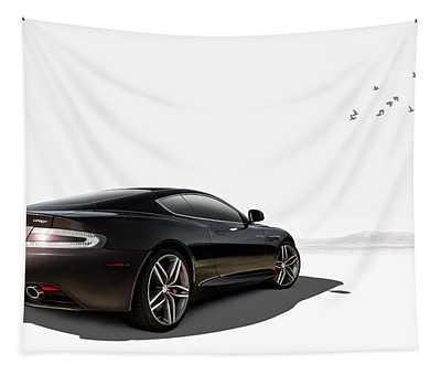 Aston Martin Virage Tapestry