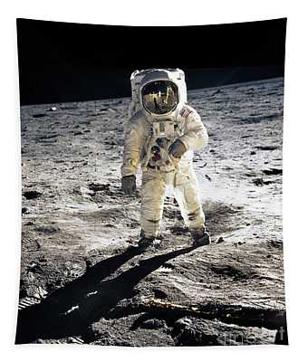 Apollo 11 Wall Tapestries
