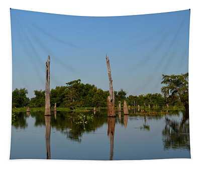 Atchafalaya Basin 18 Tapestry