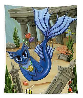 Atlantean Mercat Tapestry