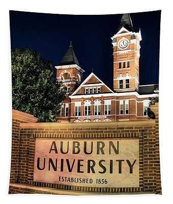 Auburn University Tapestry