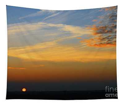 Aug 21 Morn Sun Tapestry