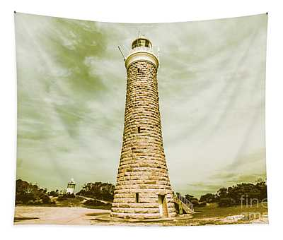 Australian Maritime Structure Tapestry
