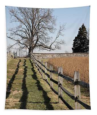 Autumn At Antietam Tapestry
