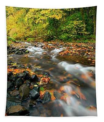 Autumn Beneath Tapestry