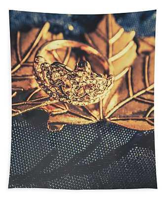 Autumn Fashion Diamonds Tapestry
