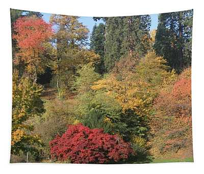 Autumn In Baden Baden Tapestry