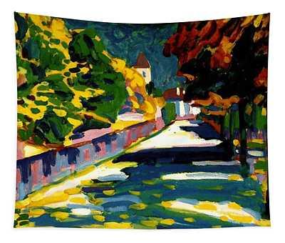 Autumn In Bavaria Tapestry