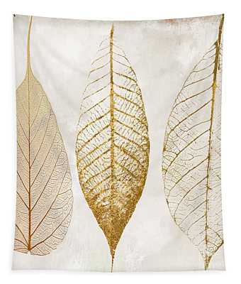 Silver And Gold Wall Tapestries