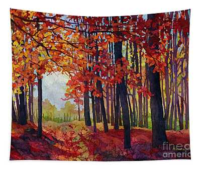 Autumn Rapture Tapestry