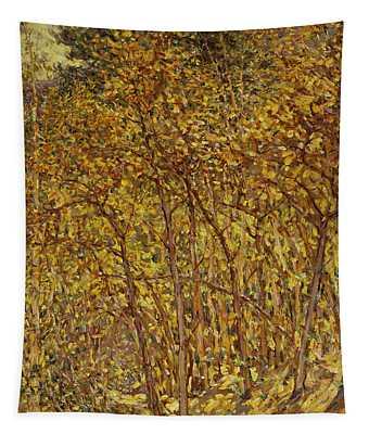Autumn Sunlight Tapestry