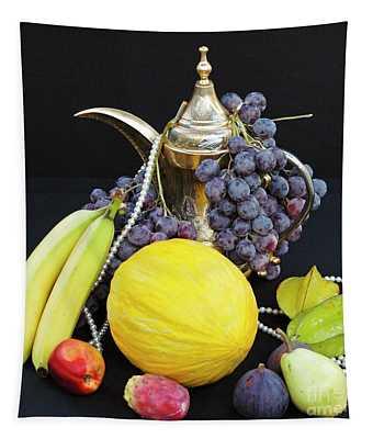 Symphony Of Forbidden Fruits Tapestry