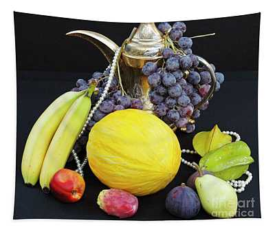 Symphony Of Forbidden Fruits Tapestry