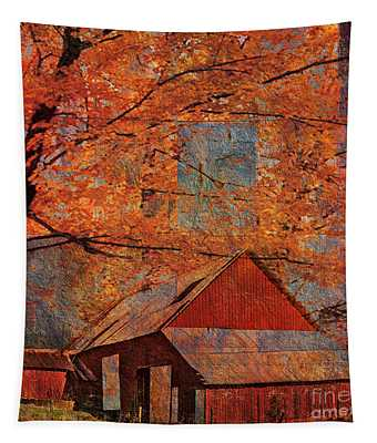 Autumn's Slate 2015 Tapestry