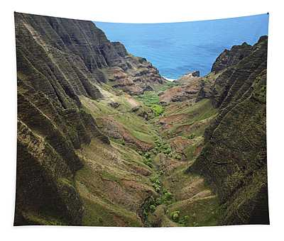 Awaawapuhi Valley Tapestry