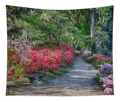 Azalea Path Tapestry