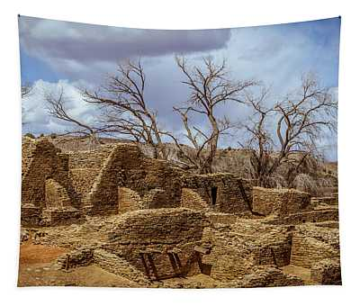 Aztec Ruins, New Mexico Tapestry