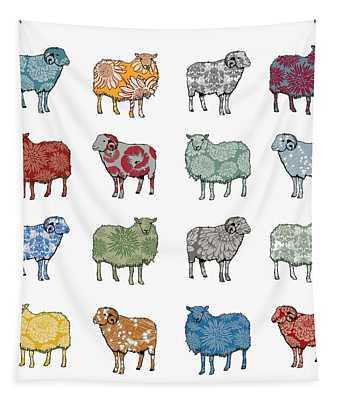Baa Humbug Tapestry