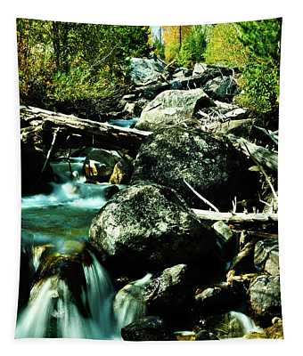 Babbling Brook Tapestry