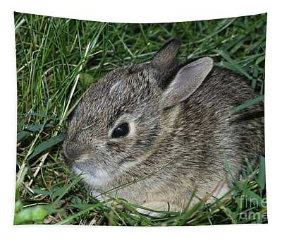Baby Bunny Tapestry