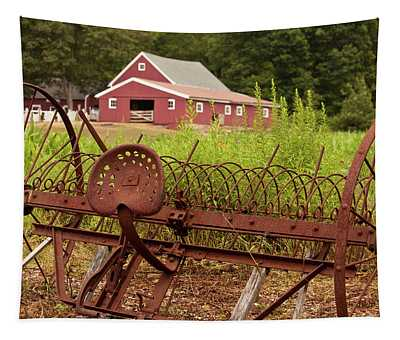 Back On The Farm Tapestry