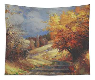 Backroads Tapestry
