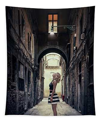 Backstreet Dreamer Tapestry