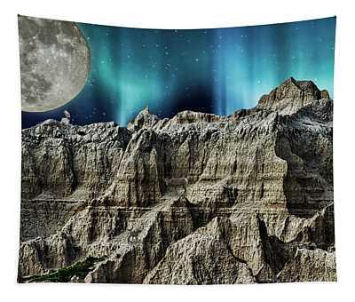 Badland's Borealis Tapestry
