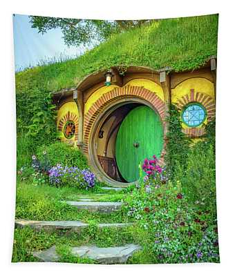 Bag End Tapestry