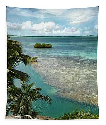 Balcony View Tapestry
