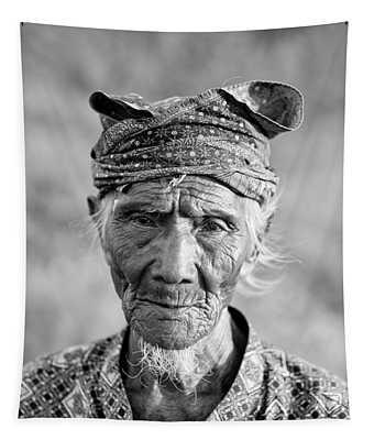 Bali Fisherman Tapestry