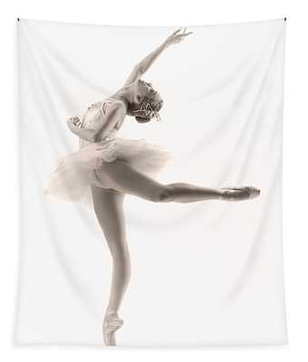 Ballerina Tapestry