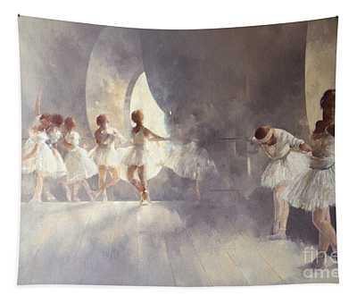 Ballet Studio  Tapestry