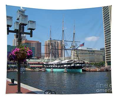 Baltimore Inner Harbor Tapestry