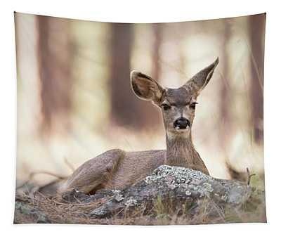 Bambi Watch  Tapestry