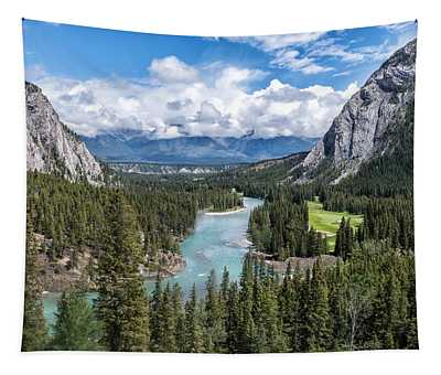 Banff - Golf Course Tapestry