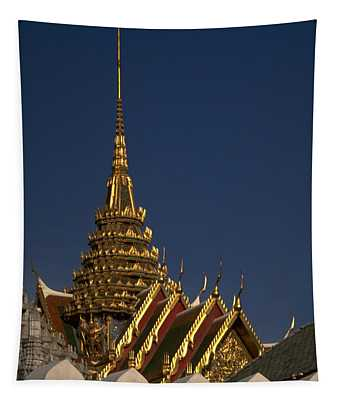 Bangkok Grand Palace Tapestry