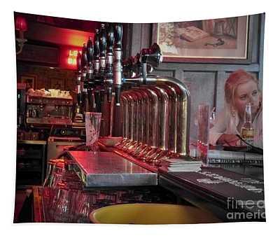 Bar Taps In Kilkenny Tapestry