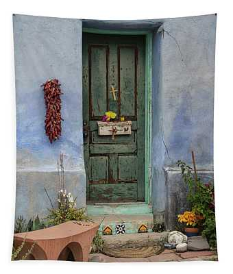 Barrio Door Tapestry