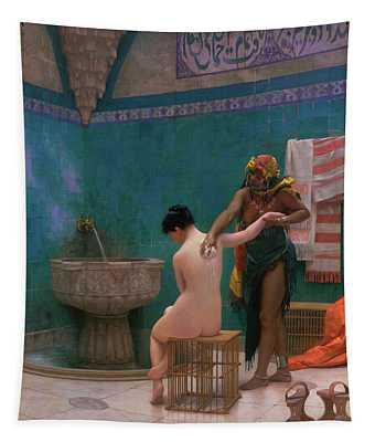 Bath Tapestry