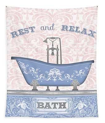 Bath Time-jp3845 Tapestry