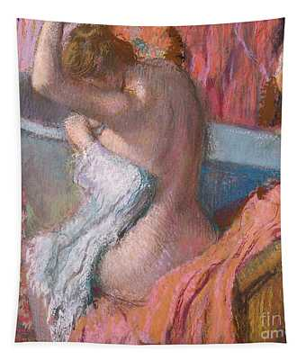 Bather Tapestry