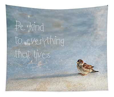 Be Kind Tapestry