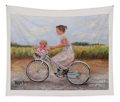 Beach Bound Tapestry