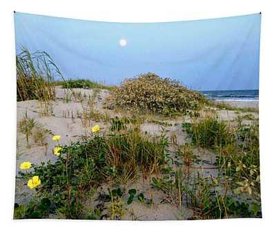 Beach Bouquet Tapestry