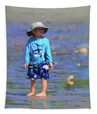 Beach Boy Tapestry