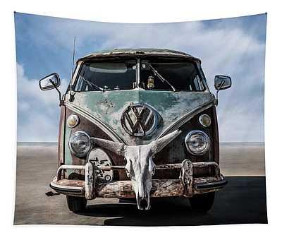Beach Bum Tapestry